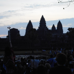 Angkor Wat and the temples of SiemReap