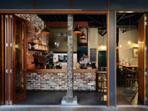 One Penny Black Review:196 Hunter Street Newcastle, NSW